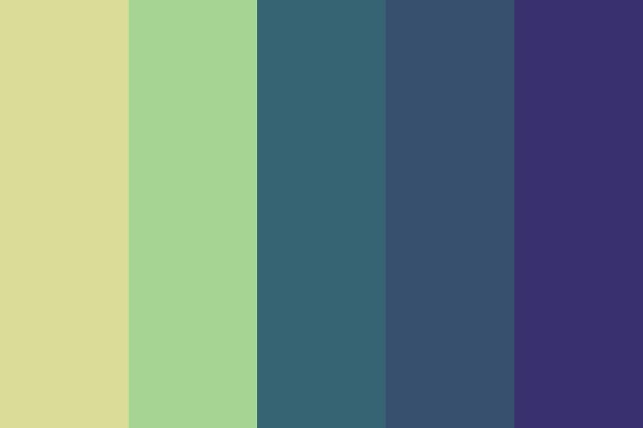 Toxic Beaches Color Palette Color Colorschemes Colorpallete