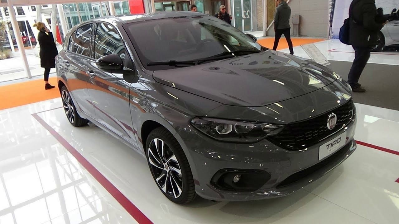 2019 Fiat Tipo Sport New And Very Sports Design Engine Power