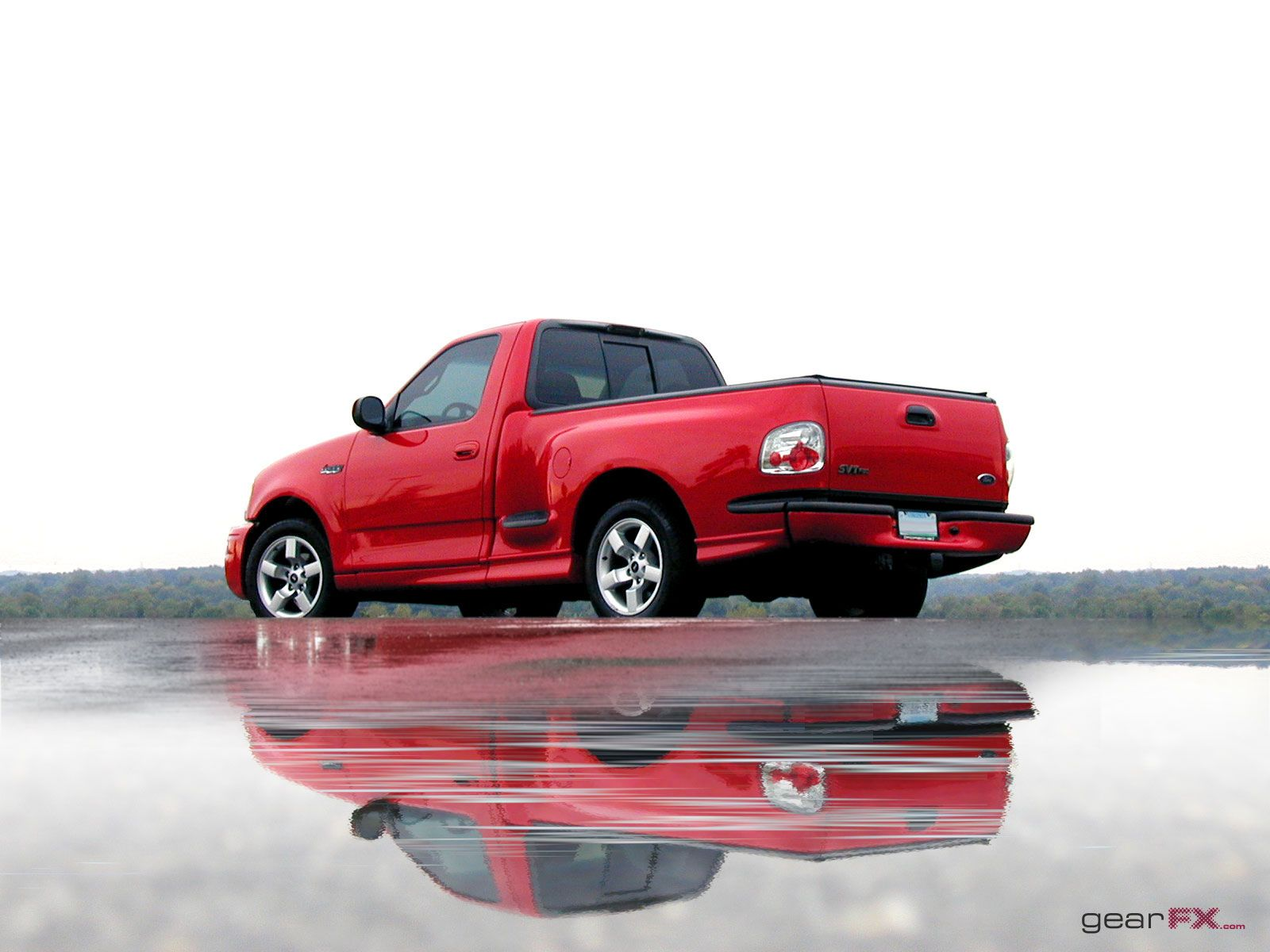 Ford Lightning Wallpaper