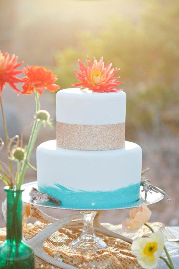 Colorful Navajo Desert Inspired Wedding Ideas