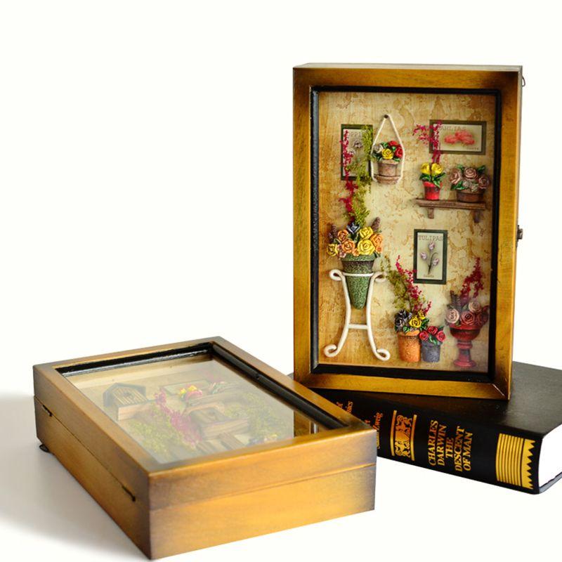 Decorative Key Box For The Wall 2017 American Home Decoration Christmas Log Key Box Meter Box Wall