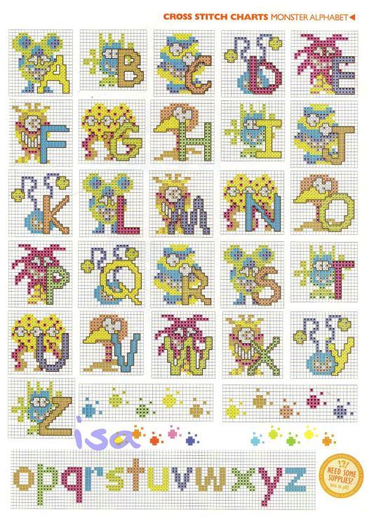 Gallery.ru / Photo # 27 - The world of cross stitching 031 April 2000 - WhiteAngel