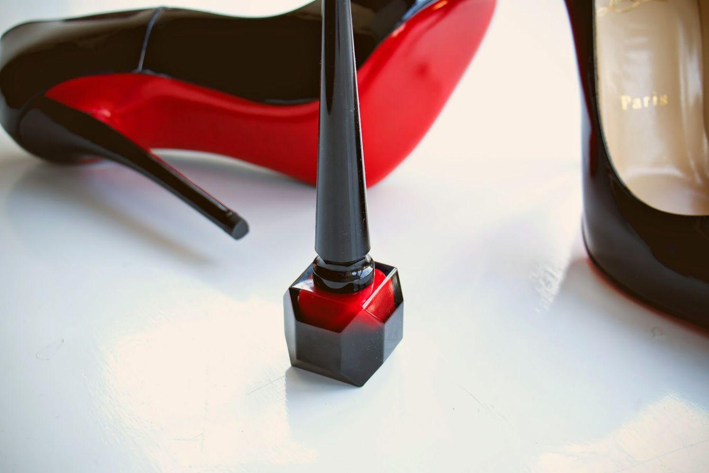 Christian Louboutin Nail Polish Rouge Louboutin Review   Art nails ...