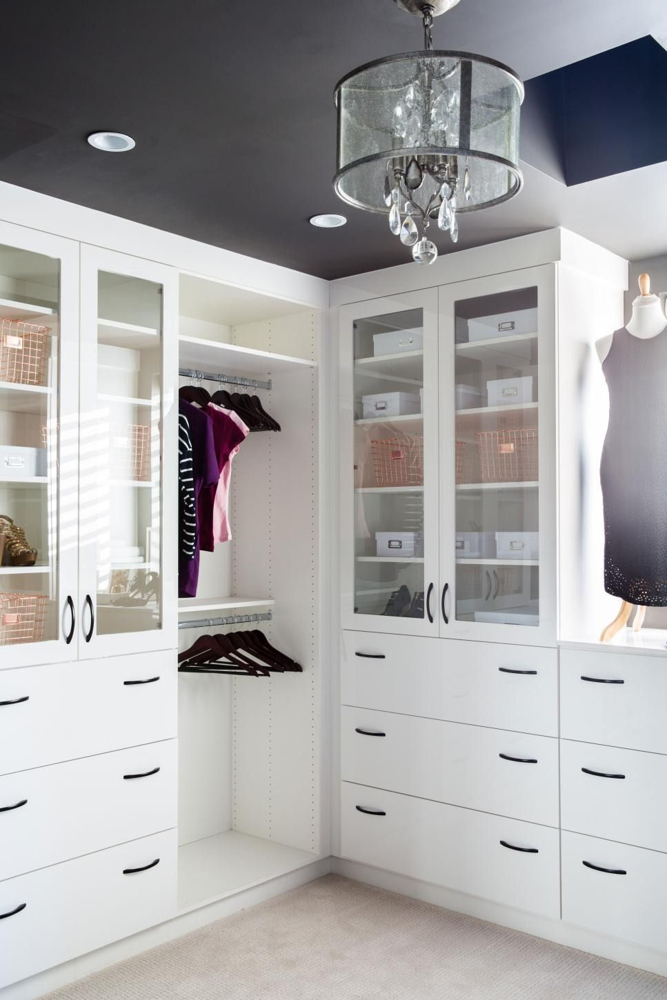 Pictures Of The HGTV Smart Home 2017 Master Closet