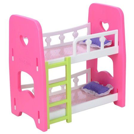 Best Amazon Com You Me Baby Doll Bunk Bed Toys Games 640 x 480
