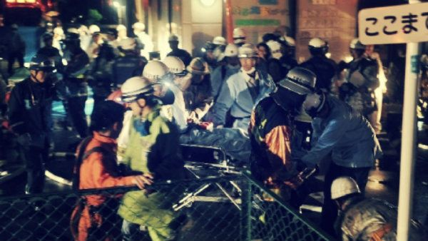Esplosione in una fabbrica in Giappone: 5 mortihttp://tuttacronaca.wordpress.com/2014/01/09/esplosione-in-una-fabbrica-in-giappone-5-morti/