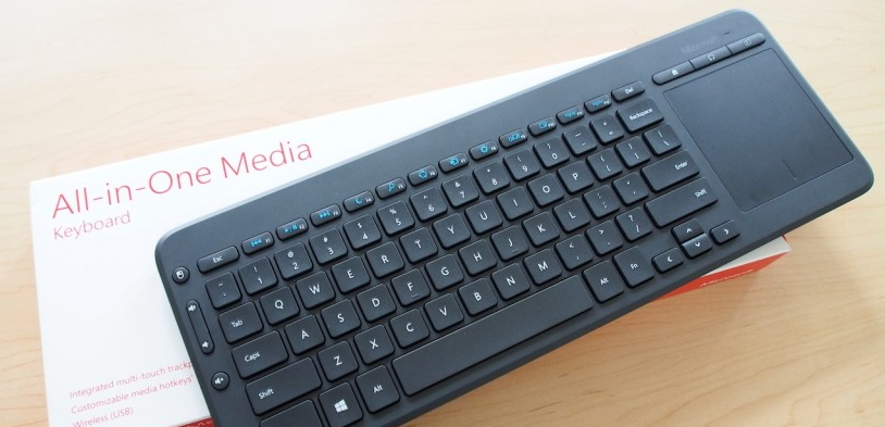 Microsoft Unveils All In One Keyboard For Tablets And Tvs Keyboard Tablet Keyboard Tablet