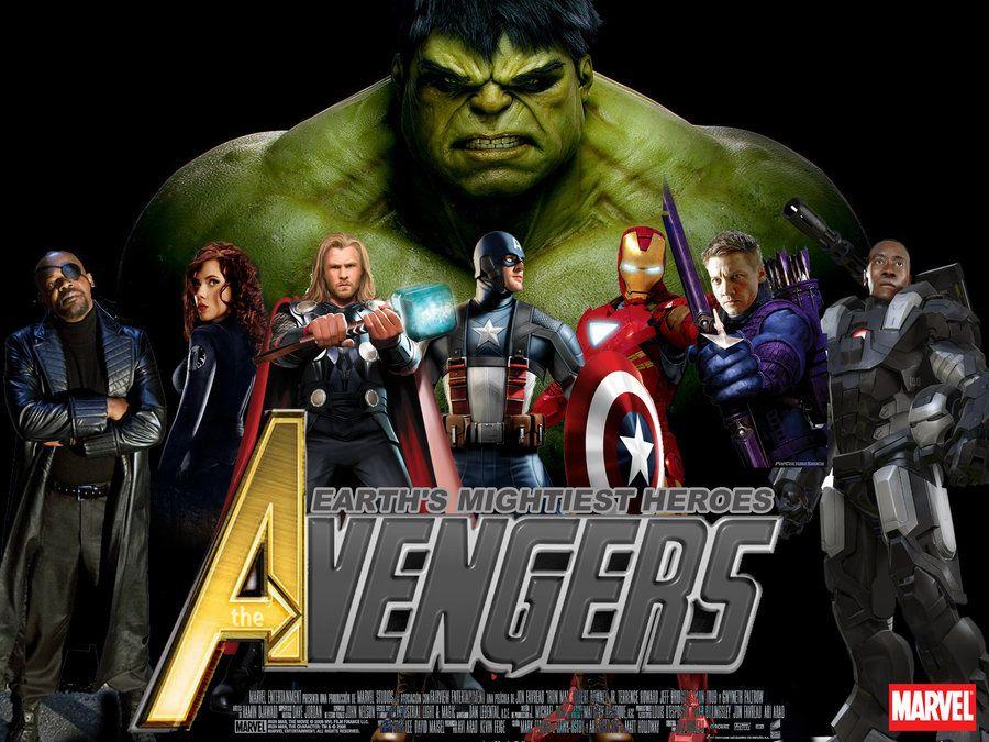 The Avengers Movie 2012 Avengers Movie