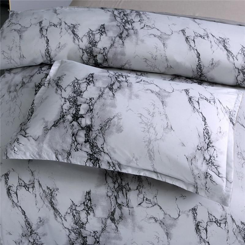 Photo of Italtop – Marble Pattern Bedding Set