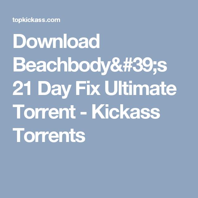 Download beachbodys 21 day fix ultimate torrent kickass torrents download beachbodys 21 day fix ultimate torrent kickass torrents fandeluxe Gallery