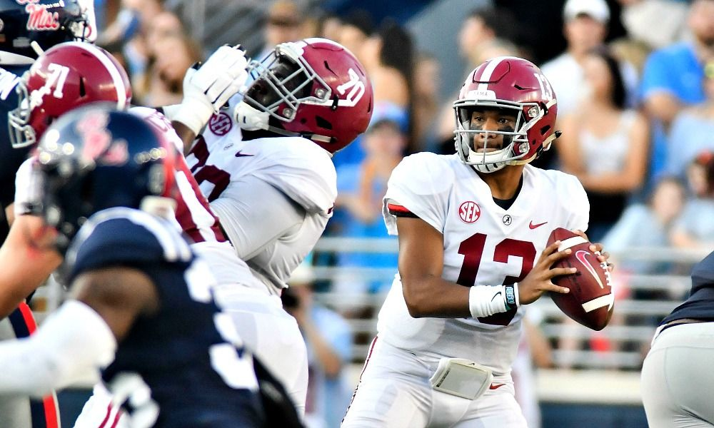 Alabama vs a&m betting line best site for football betting