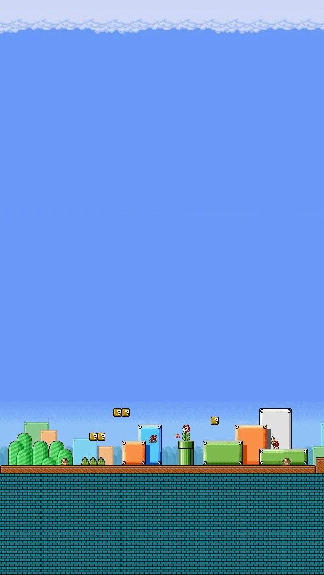Mario Iphone 6 Wallpaper Wallpapersafari Cool Wallpapers For Phones Iphone 6 Wallpaper Iphone 6s Wallpaper