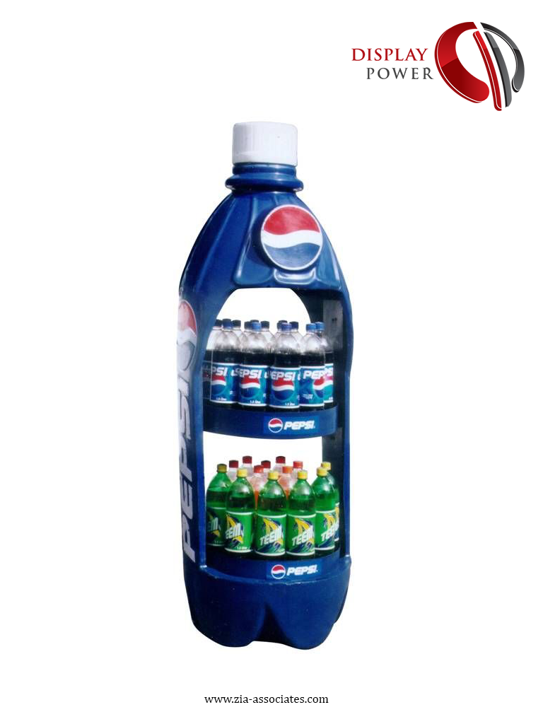 Pepsi Conture Bottle Rack Small Designed Produced By Display Power Pepsi Bottle Pepsi Cola