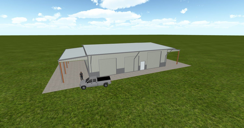 Cool 3D #marketing http://ift.tt/2asT3nl #barn #workshop #greenhouse #garage #roofing #DIY