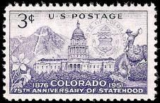 US Stamp  - 1950-1953 Commemoratives