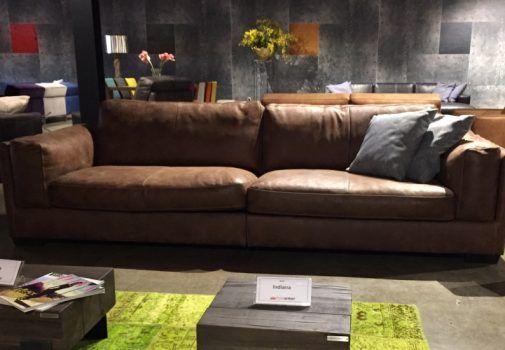 indiana ledersofa von l 39 ancora het anker in afrika leder sofa pinterest ledersofa. Black Bedroom Furniture Sets. Home Design Ideas