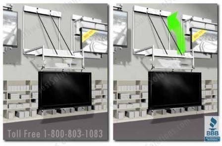 Wall Mounted Wheelchair Storage Racks Lift To Organize Save Space Storage Rack Space Saving Storage
