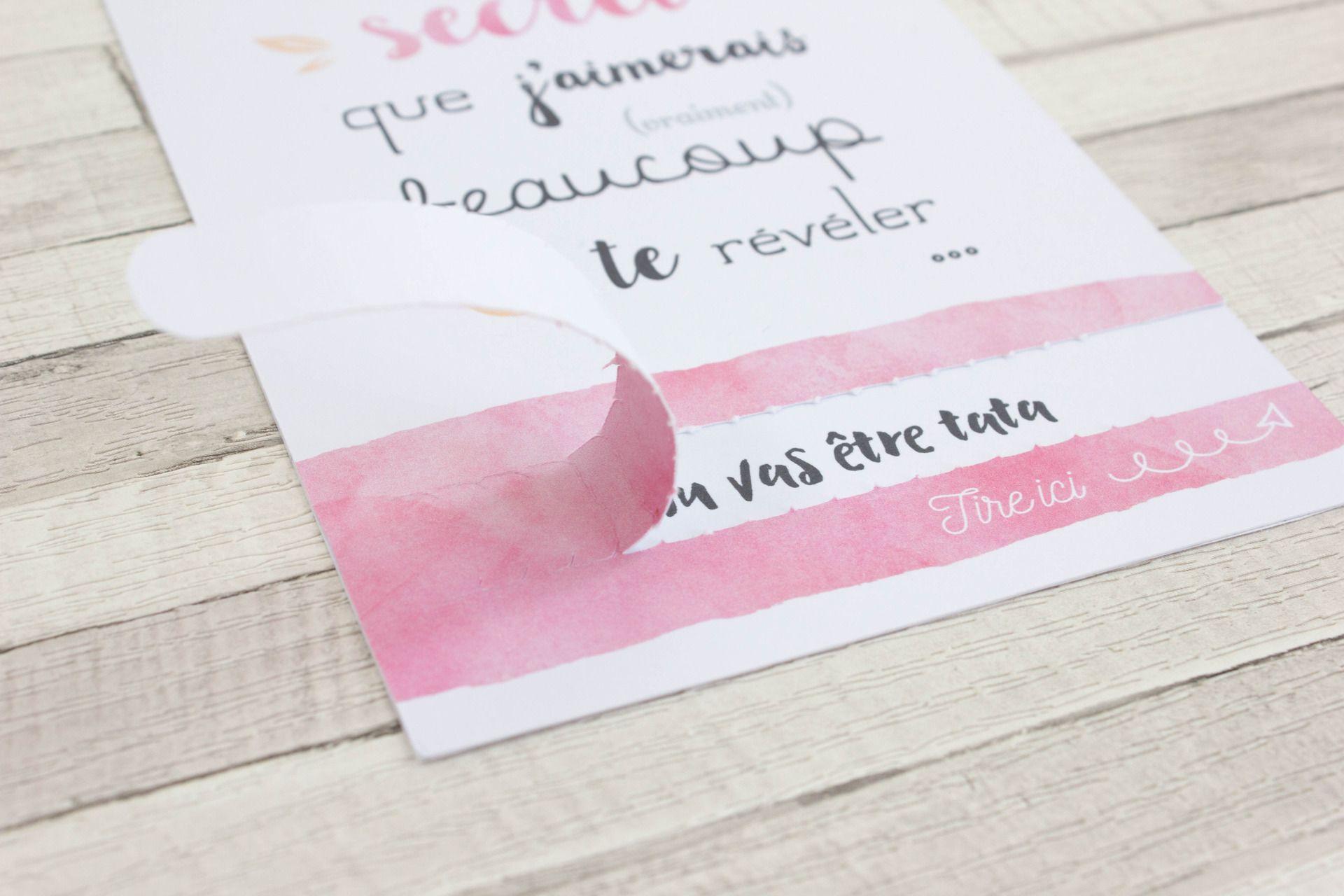 Annonce Témoin Mariage dedans carte annonce de grossesse - demande de témoin / parrain / marraine