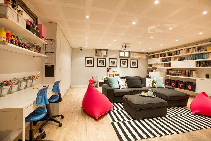 מן המעמקים: כך נהפוך את המרתף למקום מושלם לחיות בו | בניין ודיור