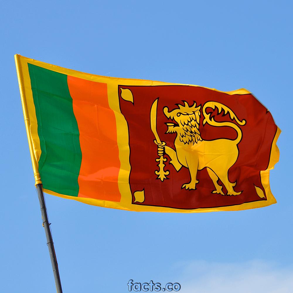 Sri Lanka Flag Colors Sri Lankan Flag Meaning History Flag Sri Lanka Flag Sri Lanka