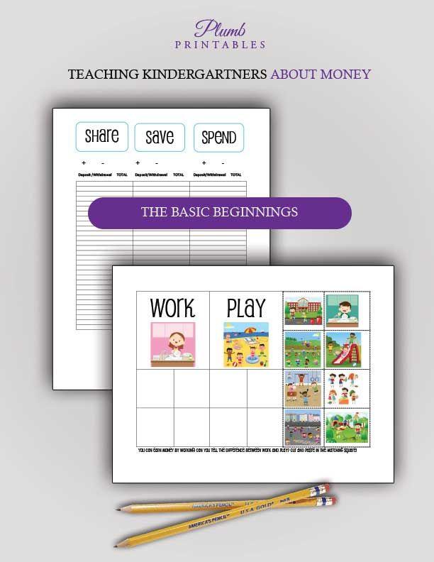 38 Downloadable Money Worksheets For Preschool And Kindergarten