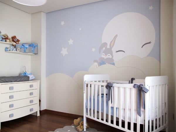 Habitaci n infantil kids pinterest nursery - Habitacion para bebe ...