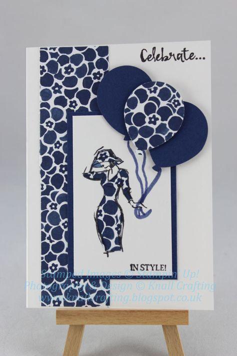 Beautiful Card Making Class Ideas Part - 14: February Card Making Class In Princes Risborough. Stampinu0027 Up! Beautiful You