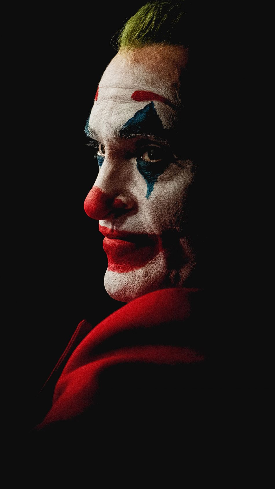 Joaquin Phoenix Joker Black Background джокер готэм и