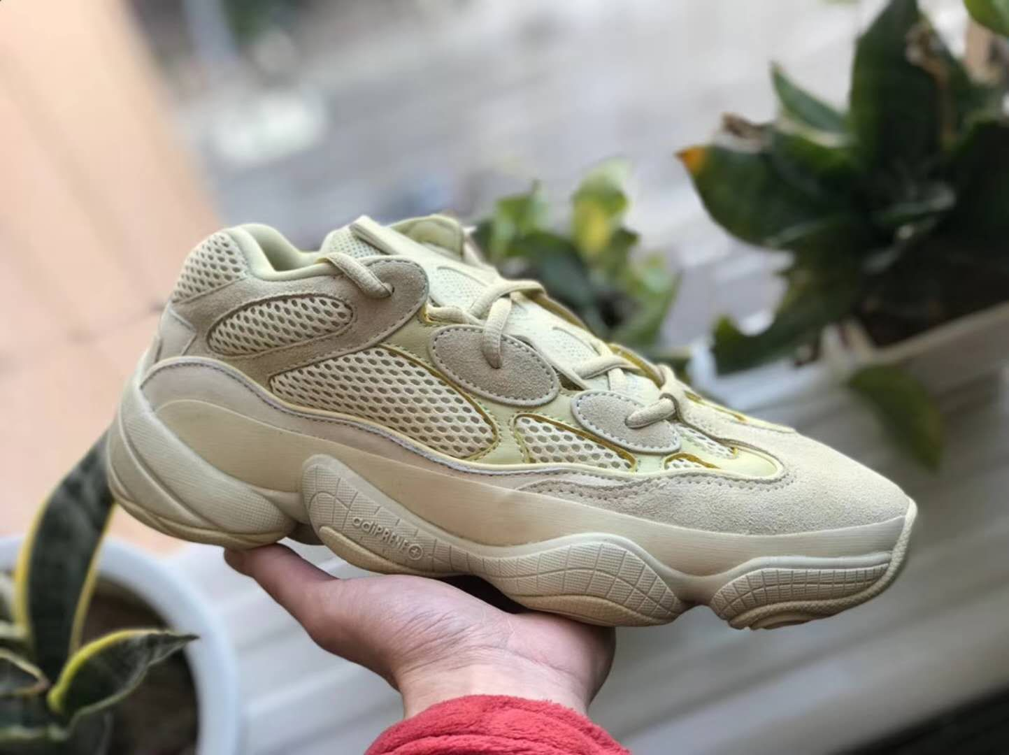 online store ac1cb 2c5c8 Yeezy Desert Rat 500 SUPER MOON YELLOW | Adidas Kicks Vogue ...