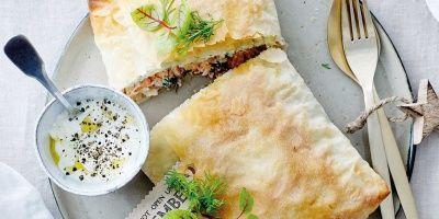 Saumon en pâte filo | Simply you
