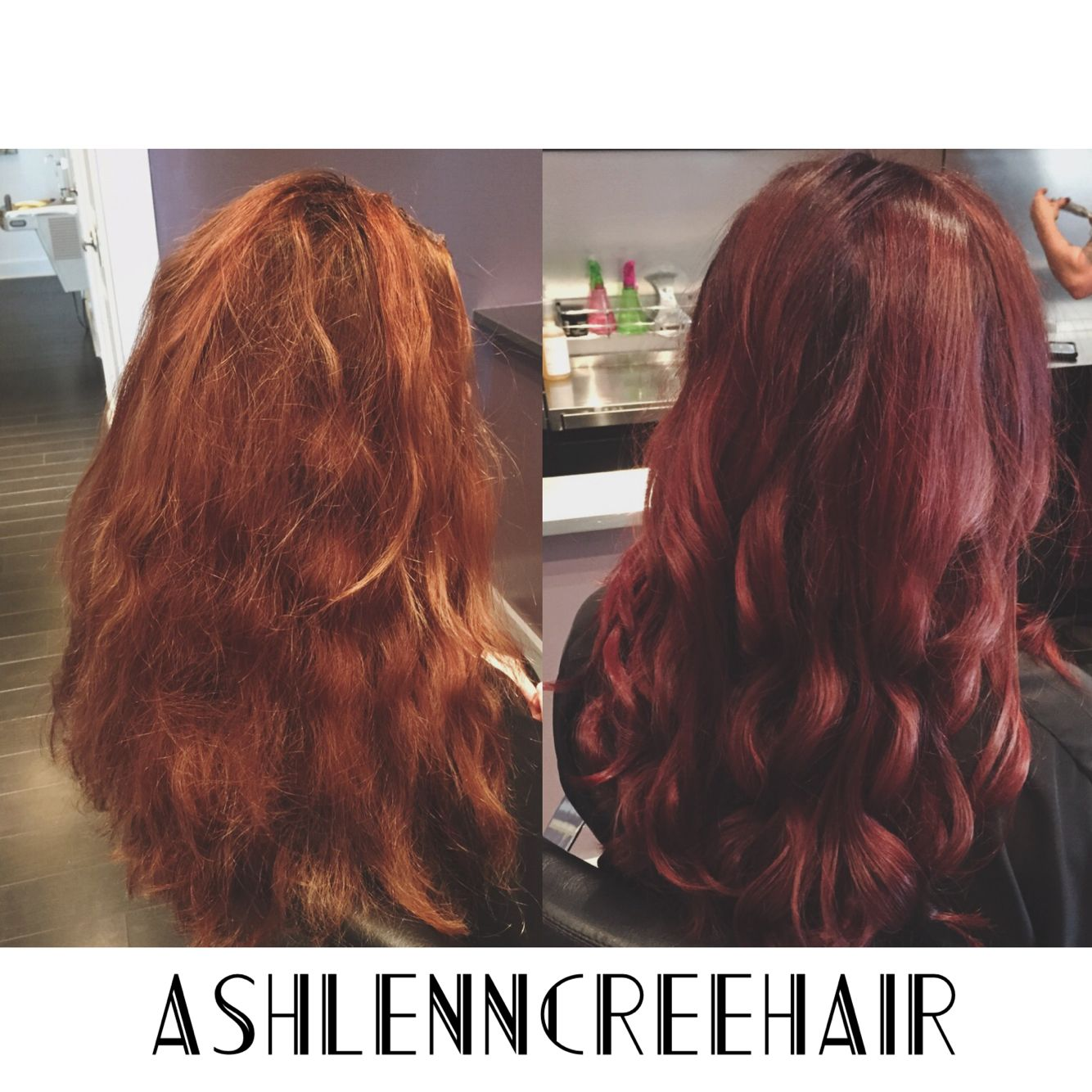 Jaclyn Hill inspired hair