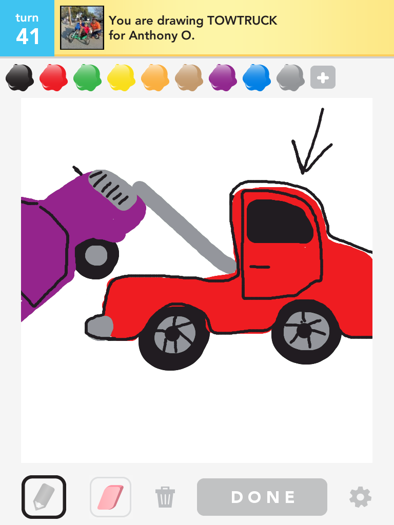 Uncategorized How To Draw A Tow Truck tow truck draw something pinterest truck