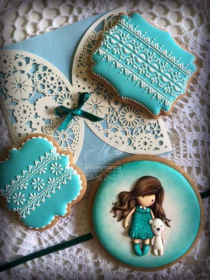Gorjuss galletas decoradas Pinterest