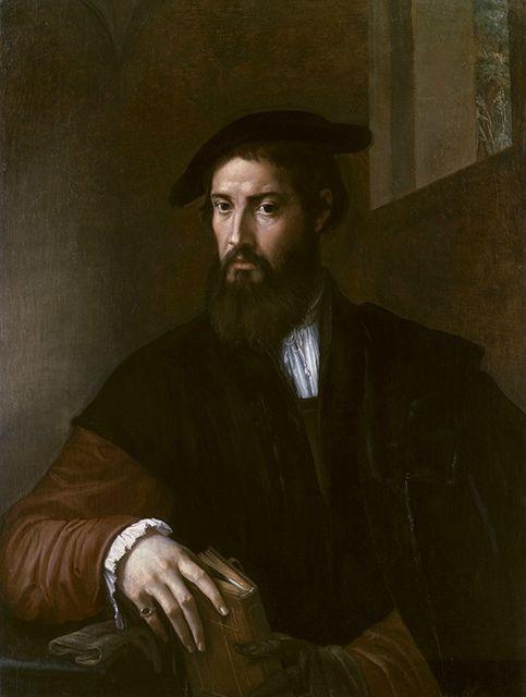 High Quality Francesco Mazzola, Called Il Parmigianino (1503u20131540) Portrait Of A Man,