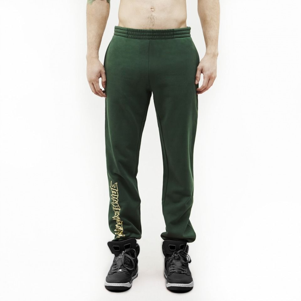 Green sweatpants by Gosha Rubchinskiy £108 (Excludes VAT)