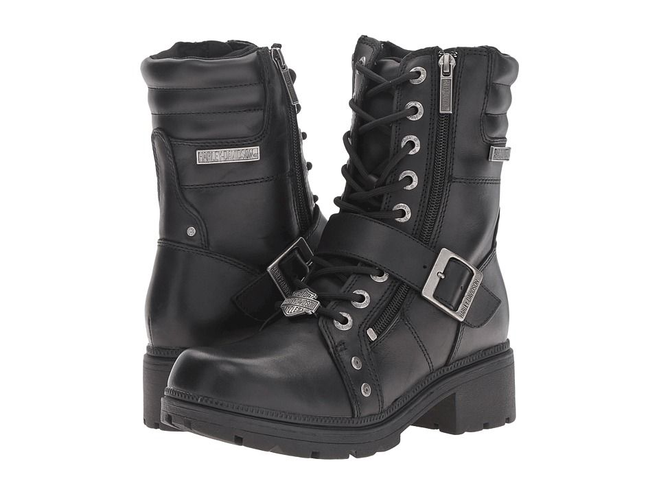 b064d5cee4e Harley-Davidson Talley Ridge Women s Boots Black