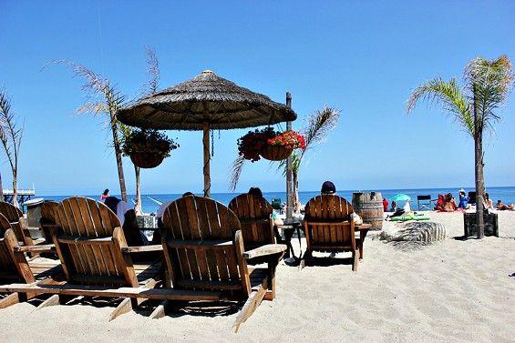 Malibu Beach Cabana Al The Best Beaches In World