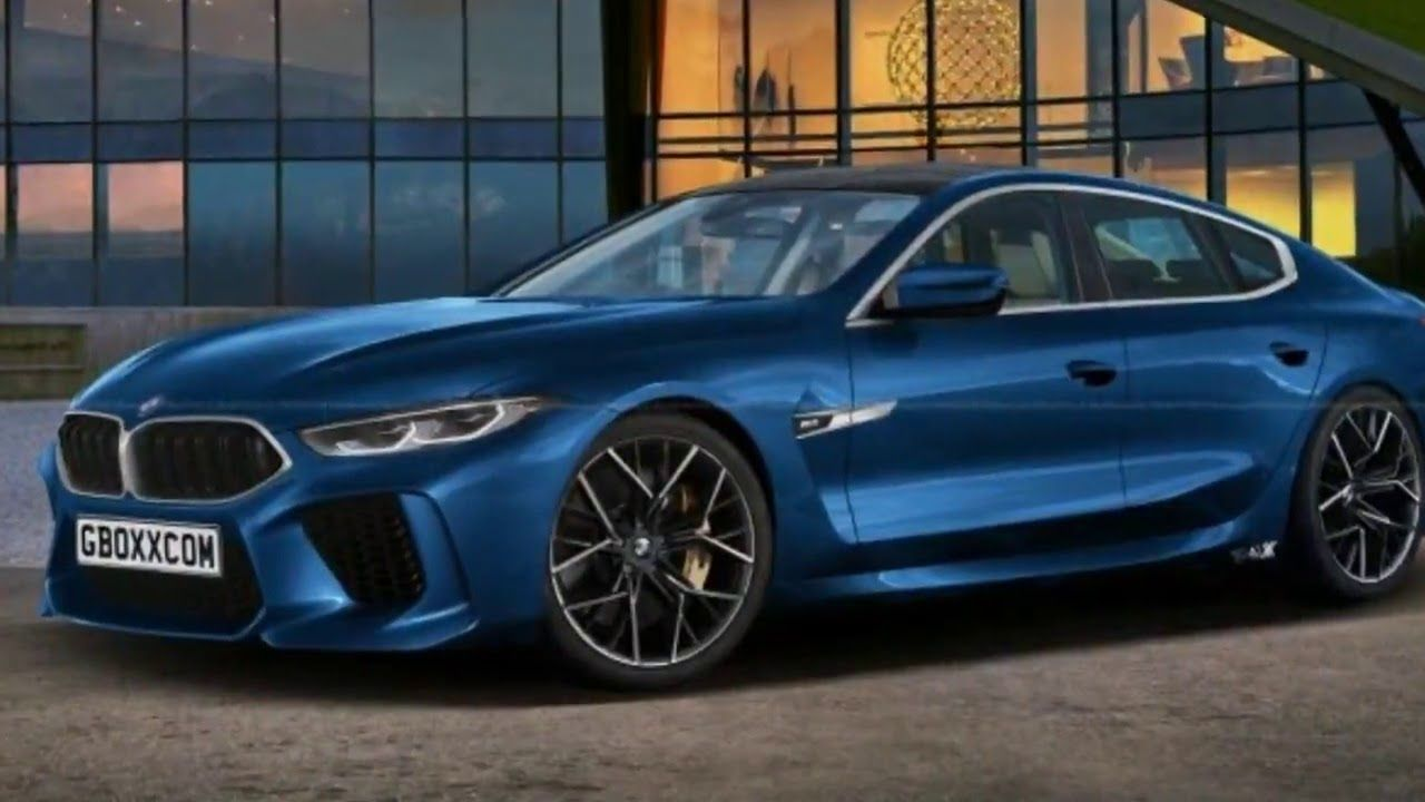 Luck This 2019 Bmw M8 Gran Coupe Puts On A Manufacturing