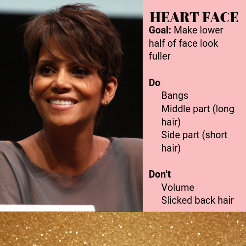 Best Hairstyles For Women Over 50 By Face Shape Fabulous 50s Heart Shaped Face Haircuts Face Shape Hairstyles Heart Face Shape