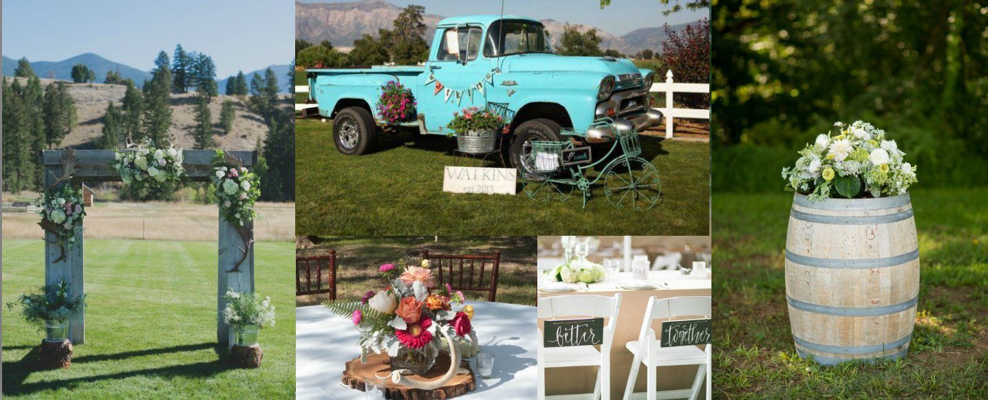 Wedding decorations country   Decorations You Must Have For A Country Wedding  Country wedding