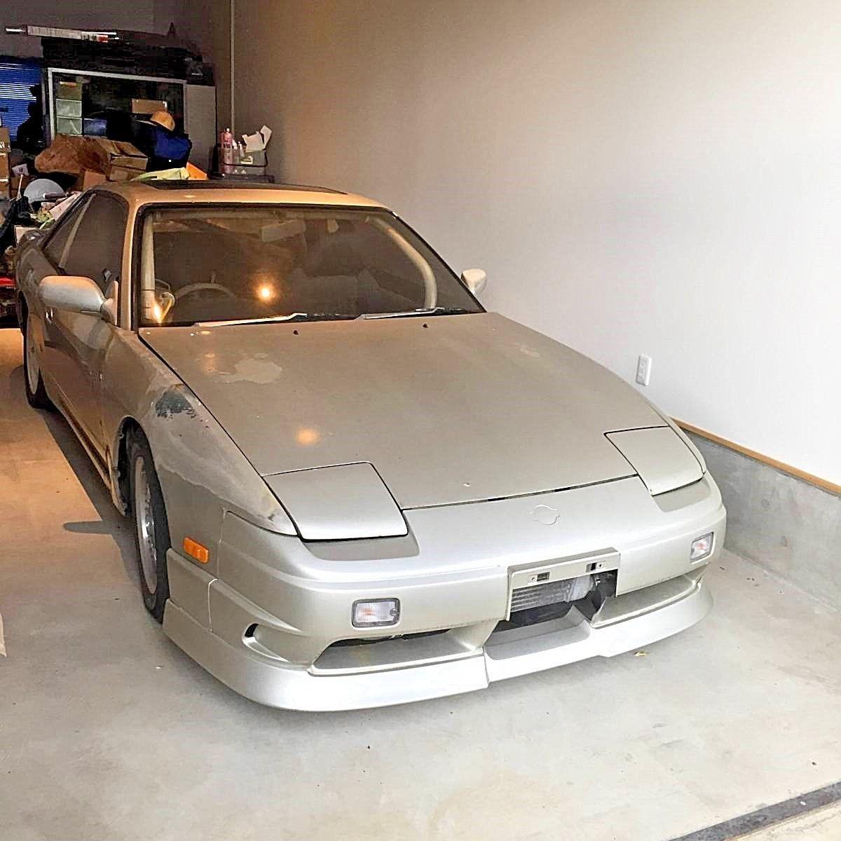 Nissan S13 Silvia Onevia 180sx Type X Kouki Sr20det Mt 5 Speed
