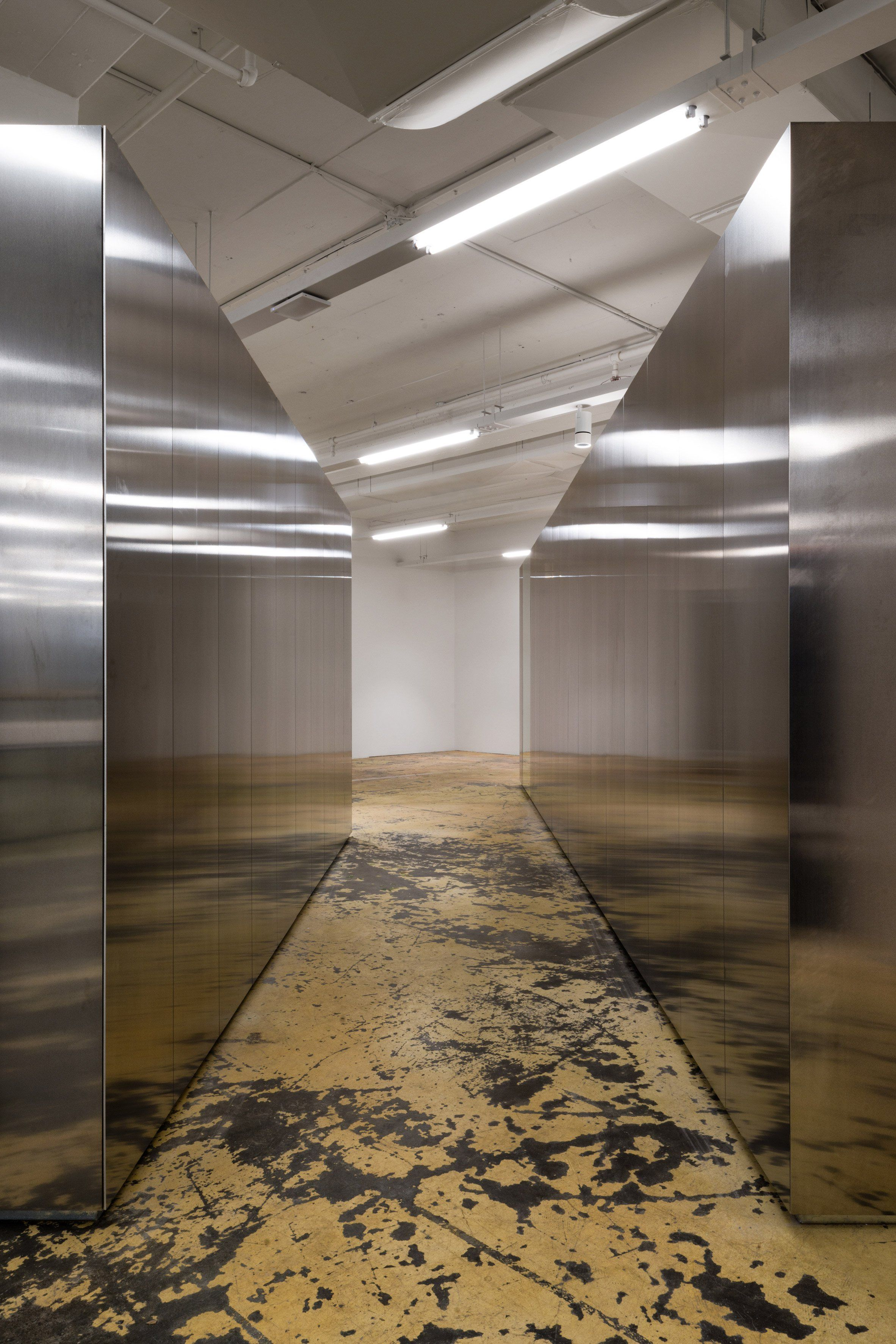 Casper Mueller Kneer transforms Vancouver warehouse into fashion store