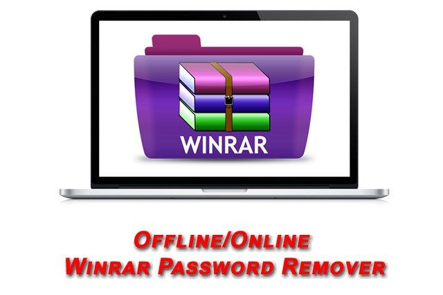 how to break rar password without any software