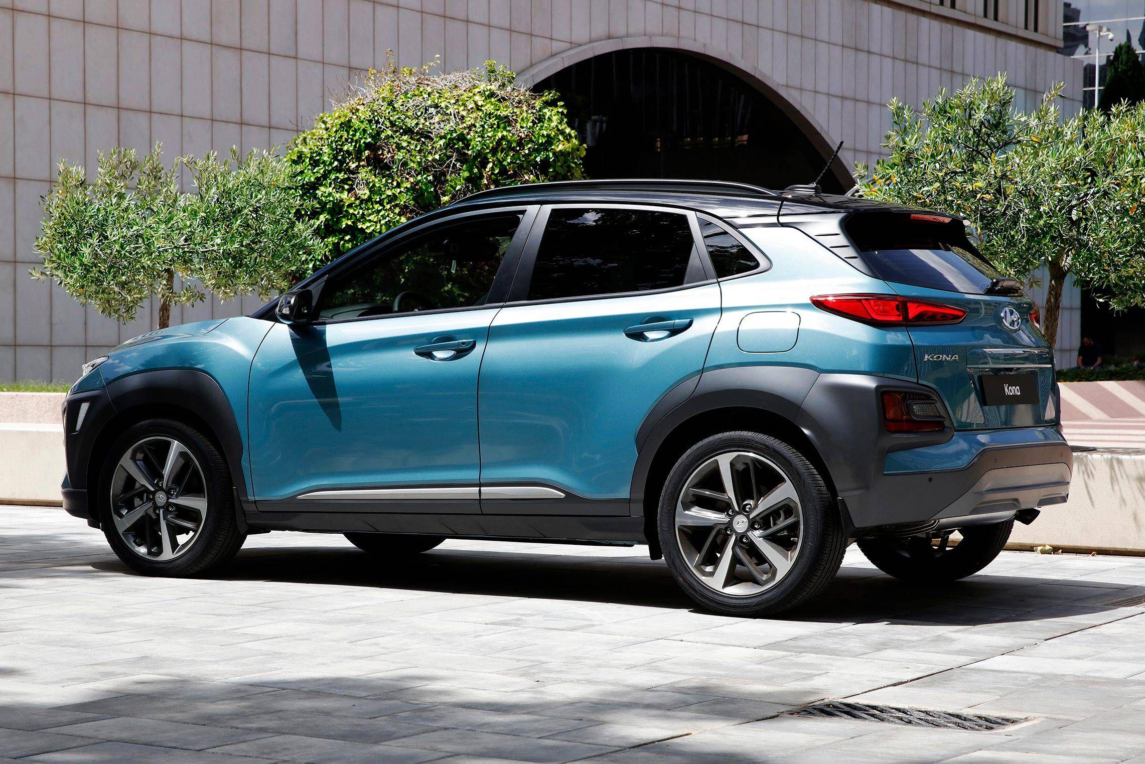 Hyundai Kona Revela A Nova Face Dos Suvs Da Marca Quatro Rodas Crossover Modelos Motos