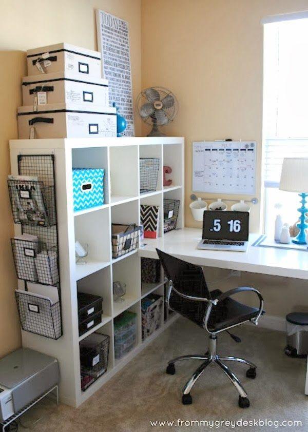 40 szuper tlet kallax b torb l zimmer neu pinterest b ros arbeitszimmer und schreibtische. Black Bedroom Furniture Sets. Home Design Ideas