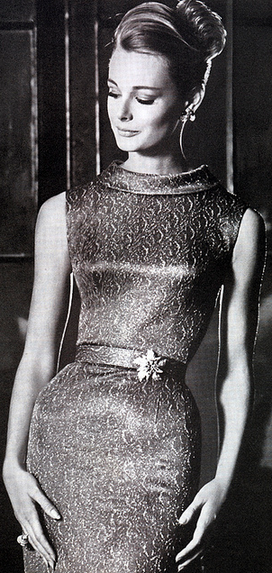 Glamour. <3 1960's | More fashion lusciousness here…