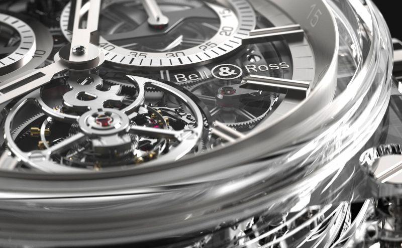 TimeZone : Industry News » N E W M o d e l - Bell & Ross BR-X1 Tourbillon Sapphire