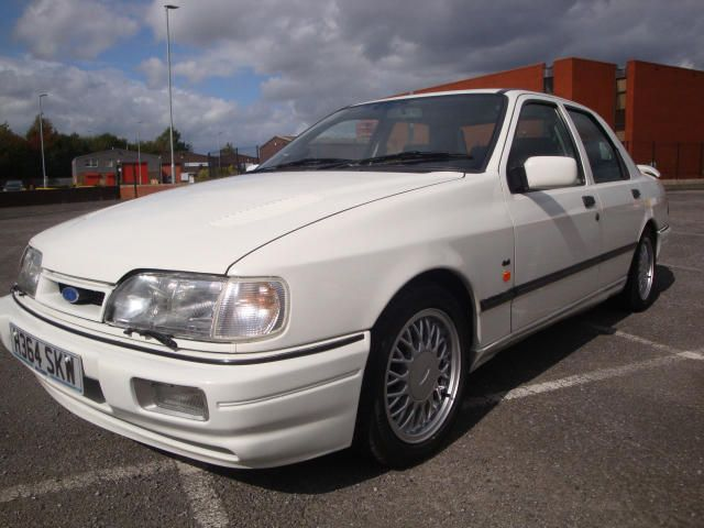 Check Out This Classic Ford Sapphire 4x4 Rs Cosworth With Images