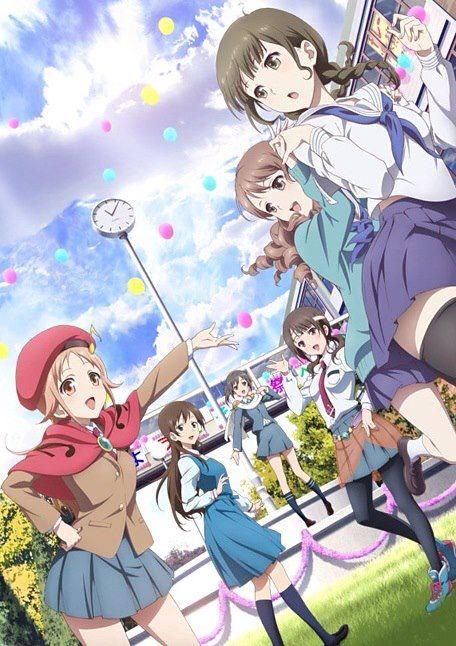 Tari tari | アニメ 音楽, アニメファンアート, 花咲くいろは