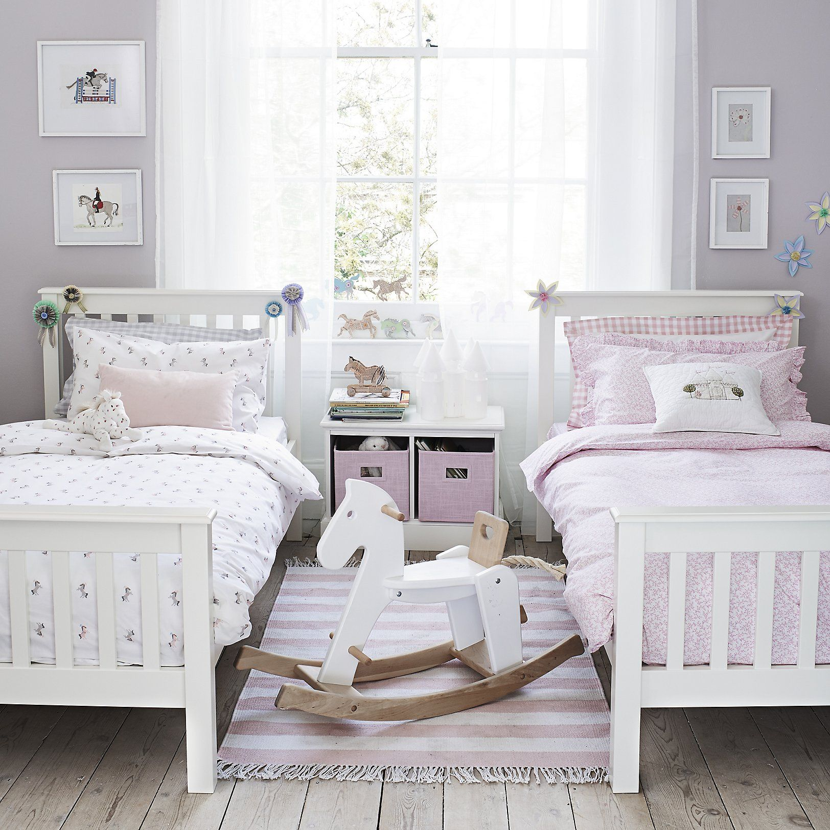 Storage Cube Children S Home Sale The White Company Bed Linens Luxury Toddler Bedroom White Childrens Bedroom Inspiration